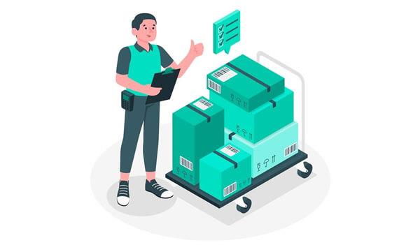 WMS: pour l'optimisation de la gestion d'entrepôt