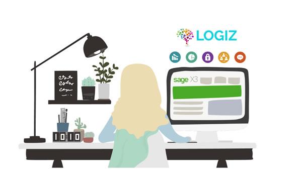 Qualité dans la chaîne logistique grâce au scanning et à l'interface LOGIZ
